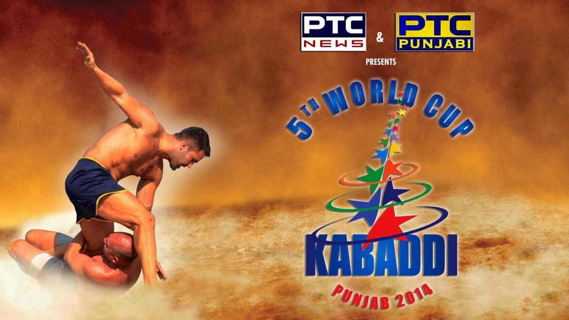 Highlights : Kabaddi WorldCup 2014 Day 5 All Matches Full Video